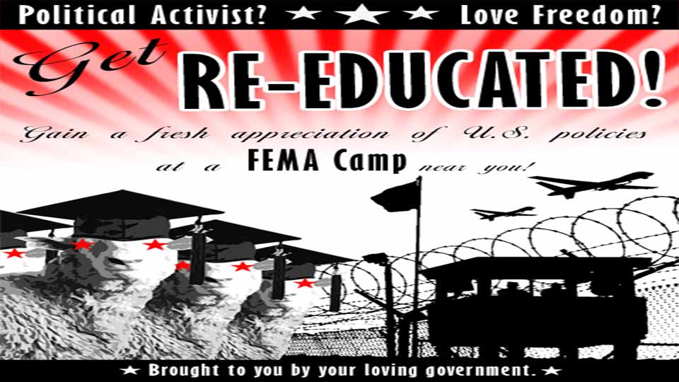 FEMA Forced Relocations Coming Mysterious Blue Shipping - Agenda 21 map of us