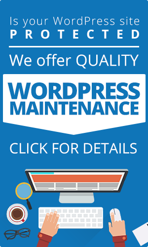 wordpress maintenance service by Innovative Solutions Group