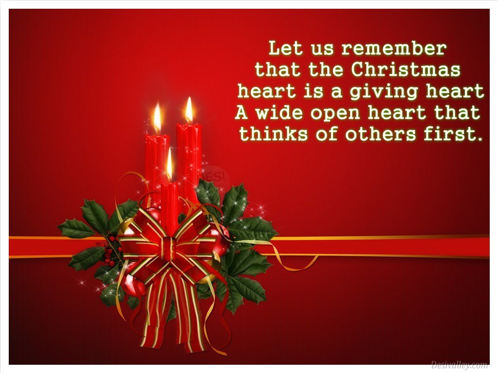 Image result for helping during christmas quote