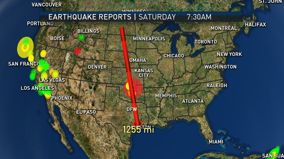 Quake Expert Warns Of 'Natural Disasters Of Potentially Apocalyptic Proportions'  M5.6-earthquake-oklahoma-1