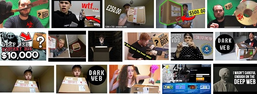 YouTubers are Playing with Pure Evil in Web Mystery Box
