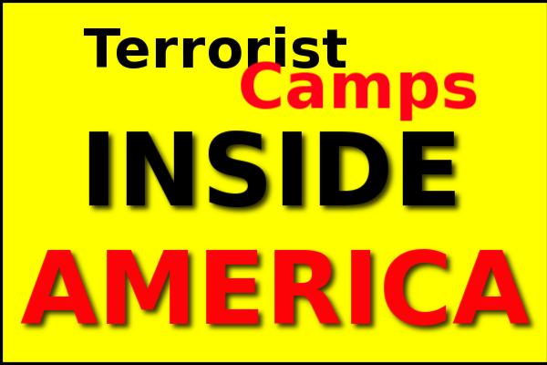 Setting Americans Up As Sitting Ducks Islamic Terror Training - Terrorist training camps in us map
