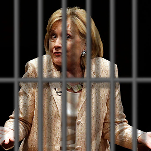 Resultado de imagen para meme of a jailed hilary