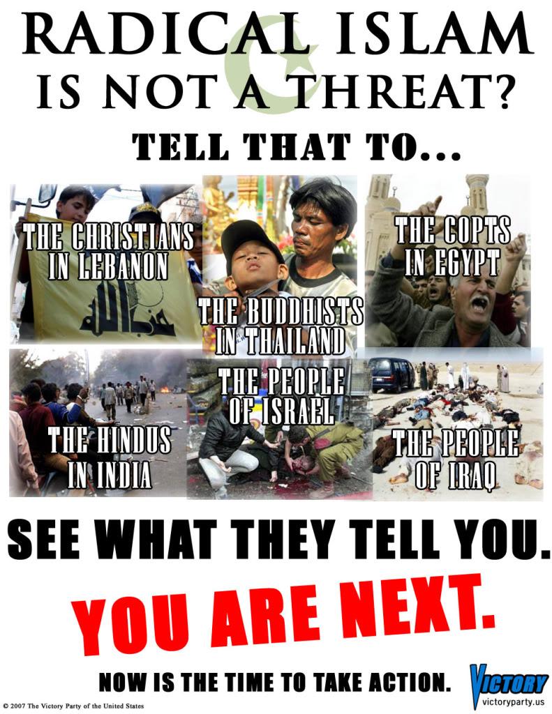 Bildresultat för historic islamic terror