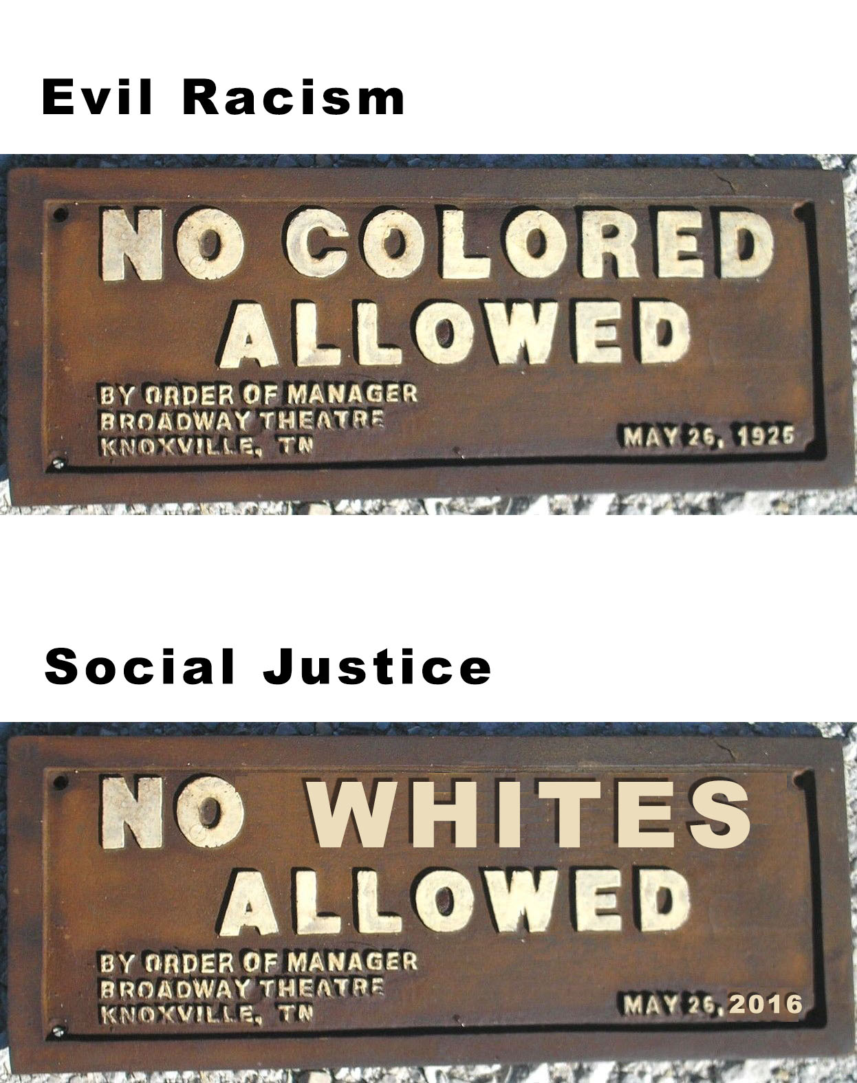 Image result for black lives matter is racists