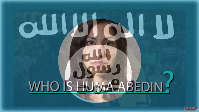 Was Huma Abedin The Ultimate Spy, One Of The Greatest Traitors To America In US History? Terrorist_huma