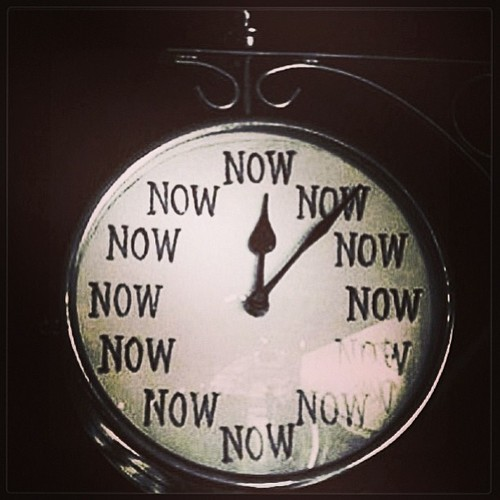 Image result for time is now